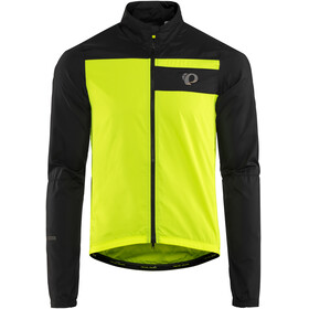 PEARL iZUMi Elite Escape Barrier Jacket Men black/screaming yellow